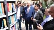 Ucom-ի աջակցությամբ ստեղծվել է Հայաստանում առաջին QR գրադարանը