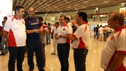 The Second Group of the Armenian Olympic Team Sportsmen Left for Rio de Janeiro