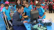 Young Engineers from Technology Camp Presented the Self-Made Three-Dimensional Printers to the Schools of Shushi, Vanq and Tchartar