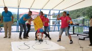 Տեխնոլոգիական ճամբարի պատանիներն իրենց ստեղծած եռաչափ տպիչները նվիրել են Շուշիի, Վանքի և Ճարտարի դպրոցներին