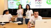 Ucom-ը միացավ ազգային օլիմպիական հավաքականին Ռիո դե Ժանեյրոյում