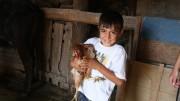 «Պահենք երեխաներին ընտանիքում» ծրագրի շնորհիվ ևս մեկ ընտանիք կայուն եկամուտ ապահովելու հնարավորություն ունի