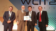 """Armath"" Engineering Laboratories Opened with the Support of Ucom Received a WITSA Award at the Global IT Conference"