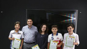 Discovery Science and Ucom Summed Up the Results of Young Scientists and Innovators Contest