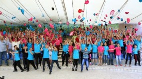 Technological Summer Camp in Hanqavan Bids Farewell to the First Flow of 300 Young Engineers