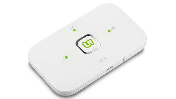 Ucom's Mobile Internet Modem is Available with New U!Fi 3500 Regional Tariff Plan