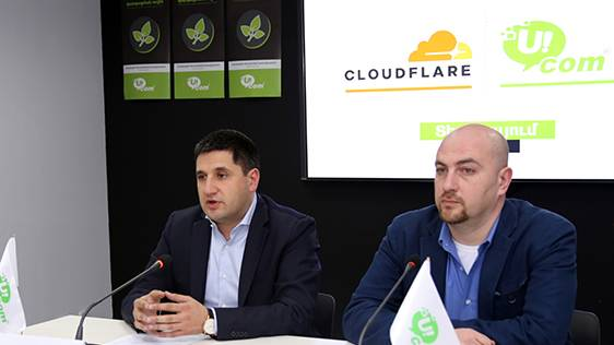 Ucom Initiated Cloudflare Data Center Deployment in Yerevan