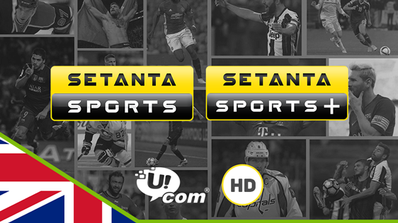 Setanta Sports and Setanta Sports Plus Available with English Commentary