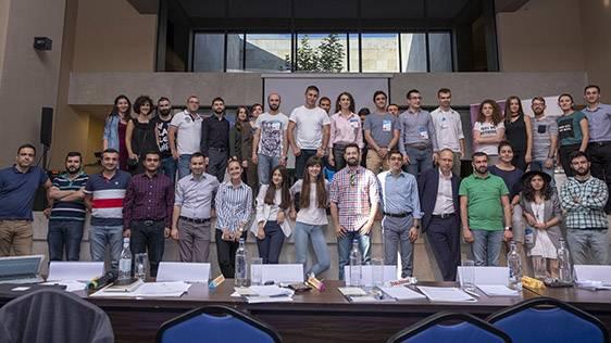 D'efekt ստարտափը հաղթեց Ucom-ի աջակցությամբ կազմակերպված Seedstars Երևան մրցույթում