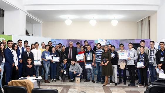 "Ucom-sponsored ""Technoweek"" Held at the NPUA, Winning Team Known"
