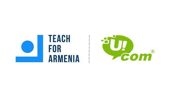 "Ucom and ""Teach for Armenia"" Educational Foundation Sign a Memorandum of Understanding"