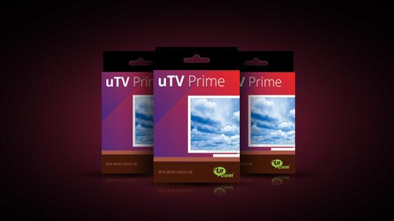 uTV Prime – New Name and Additional TV Channels - Ucom am
