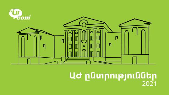 Ucom-ը գերազանցությամբ է կատարել ՀՀ-ում կայացած ԱԺ ընտրությունների հետ կապված տեխնիկական աշխատանքը