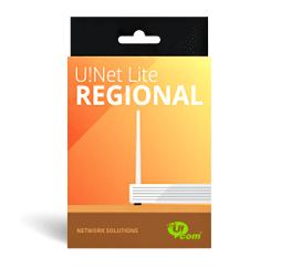 uNetLite Regional